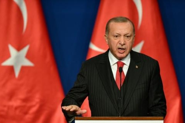 أردوغان: الذين فشلوا في لي ذراع تركيا في كل من ليبيا وسوريا وبحري إيجه وشرقي المتوسط وإقليم قره باغ, يحاولون إعاقتها عبر ادعاءات ومزاعم لا أساس لها