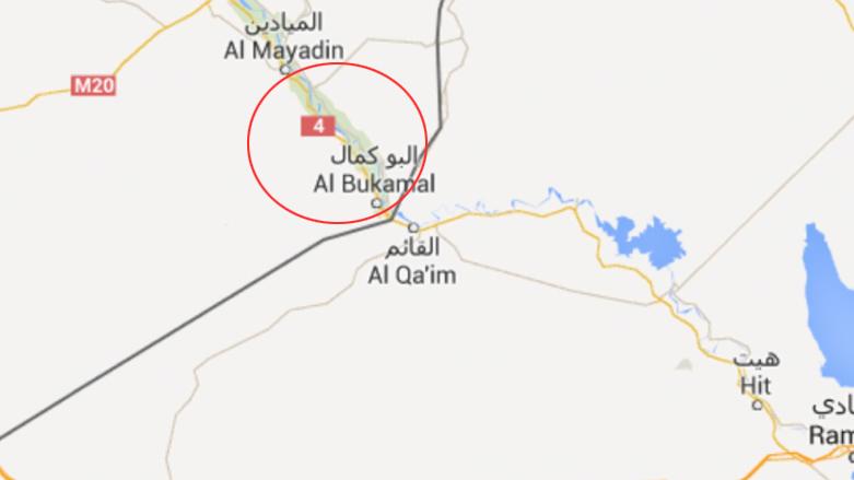 قصف مواقع تابعة للفصائل الموالية لإيران في البوكمال يودي بحياة 26 عنصرا