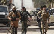 الفصائل الموالية لتركيا تعتصم وتطالب الجيش التركي بدفع رواتبها في منطقة عمليات