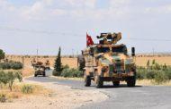 انفجار عبوة ناسفة بدورية تركيا على الطريق الدولي