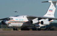روسيا ترسل طائرة مساعدات طبية لأمريكا
