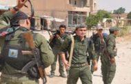 الادارة الذاتية والتحالف الدولي يطوقان احد السجون التي تضم عناصر من داعش حاولوا الفرار من السجن