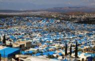 رضيعة تفارق الحياة في مخيمات النازحين شمال حلب بسبب سوء الأوضاع المعيشية وقلة التغذية