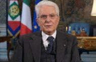 الوباء يحرم الرئيس الإيطالي الحلاقة,وخطأ أمام الكاميرات يثير تعاطف مواطنيه!