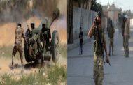 مواجهات بين القوات الحكومية والفصائل الجهادية تسفر عن مقتل 14 عنصرا من الجانبين بريف اللاذقية