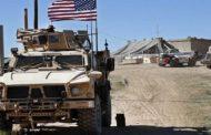 الجيش الامريكي ينشئ قاعدة جديدة في منطقة الجزرات بريف دير الزور