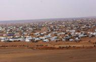الدفاع الروسية تعلن استئناف خروج النازحين من مخيم الركبان