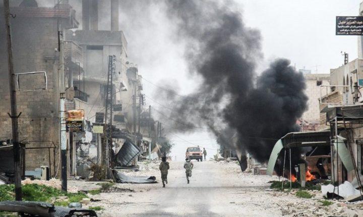 الجيش السوري يقصف مواقع الفصائل بريف ادلب الجنوبي.. واغتيال قيادي من هيئة تحرير الشام بمدينة ادلب