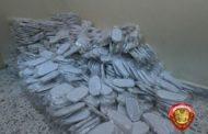 الداخلية السورية تضبط أكثر من ٨٠٠ كغ من الحشيش المخدر بريف حمص.. وتلقي القبض على مجموعة من مروجي المخدرات بريف دمشق