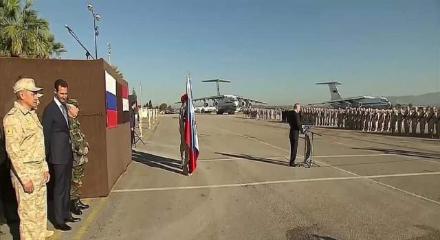 وسائل إعلام روسية تكشف مضمون الرسالة التي وجهها الأسد إلى بوتين قبل أيام من حصار دمشق