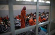 أعمال شغب ومحاولة فرار لمعتقلي داعش من سجن في الحسكة