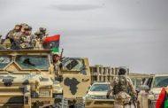 حكومة الوفاق الليبية تعلن السيطرة على قاعدة جوية جنوب غرب طرابلس