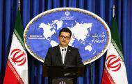 إيران تندد بفرض عقوبات امريكية على سورية وتصفها بانها