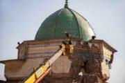 إعادة بناء الجامع النوري تجسّد التجانس والتوازن بين أطياف وشرائح مجتمع الموصل