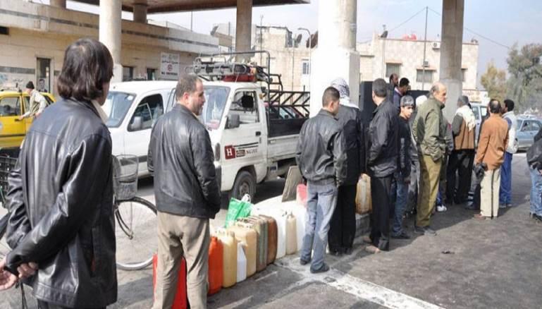 الحكومة السورية: تحسن تدريجي في تأمين المشتقات النفطية خلال الأيام القادمة
