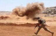 الفصائل المسلحة تسقط مسيرة بريف ادلب.. وقصف متبادل بين القوات الحكومية والفصائل المسلحة والجهادية