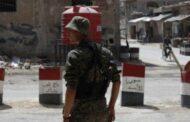 حاجزا للأمن العسكري بريف دمشق يوصف بـ
