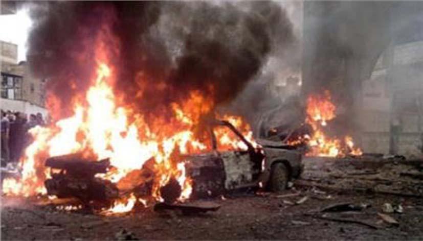 رأس العين: انفجار سيارة مفخخة يخلف 9 قتلى وأكثر من 15جريحا