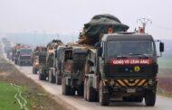 القوات التركية تنسحب من موقع عسكري ثان في ريف حماة شمال غرب سوريا