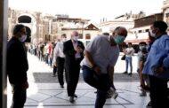 الصحة السورية: تسجيل 84 إصابة جديدة بفيروس كورونا ووفاة أربع حالات