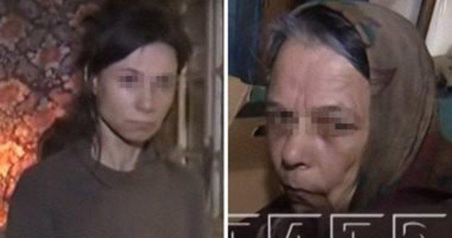 ناديجدا بوشويفا فتاة روسية منعتها والدتها من مغادرة المنزل لمدة 26 عاما.. والسبب ؟