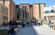 سقوط طالبة جامعية من مبنى السكن الجامعي في حمص ,هل هو حادث أم انتحار؟