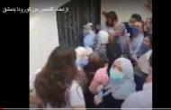 بعد فضيحة الازدحام .. السلطات السورية تحدد مدينة الجلاء الرياضية لإجراء مسحات كورونا