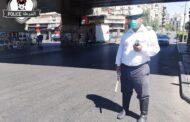 مخالفة الكمامة للسائقين في ريف دمشق.. سحب الشهادة ودفع مخالفة قدرها 600 ليرة سورية