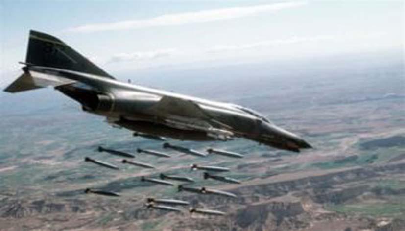 المقاتلات الروسية تستهدف مقار ومعسكرات تدريب تابع لتحرير الشام بريف إدلب الشمالي