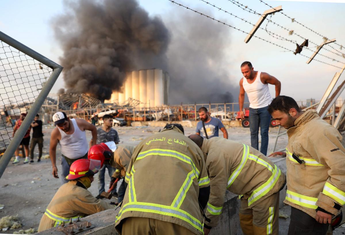 محافظ بيروت: 300 ألف شخص باتوا مشردين بعد الانفجار... ووضع مسؤولي المرفأ قيد الإقامة الجبرية