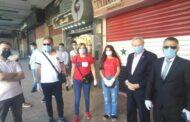 الافراج عن رئيسة حزب الشباب للبناء والتغيير بعد ساعات من اعتقالها أمام البرلمان في دمشق