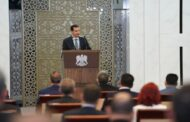 الأسد: نحن في قلب الحرب ونتحدث عن تحرير الأراضي والمناطق المختلفة