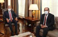 جاويش اوغلو يلتقي قيادات من الائتلاف السوري المعارض قبل عقد جلسات اللجنة الدستورية
