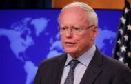 جيفري: لن يتغير موقف الولايات المتحدة من تواجد القوات الأميركية في سوريا والعقوبات على حكومة الأسد والوجود الإيراني في سوريا سواء فاز ترامب أو بايدن بالانتخابات