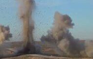 انفجارات مجهولة تضرب مناطق تواجد القوات الحكومية والايرانية بريف درعا الشمالي