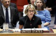 كيلي كرافت: حان الوقت لإنهاء الحـرب والفسـاد في سورية