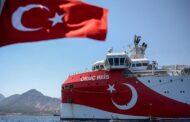 أنقرة ترسل سفينة للتنقيب في المتوسط وأثينا تتهمها بـ تهديد السلام