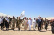 عشيرة البكير تطالب التحالف الدولي بإخراج القوات الحكومية من 7 قرى بريف دير الزور
