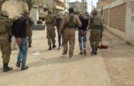 فصائل المعارضة السورية تعتقل 8 مدنيين أكراد في عفرين