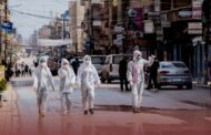 الإدارة الذاتية تفرض ارتداء الكمامات بعد ارتفاع أعداد الإصابات