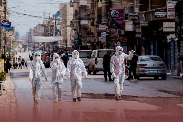 الإدارة الذاتية تفرض حظر تجوال جزئي في مناطق شمال شرق سوريا