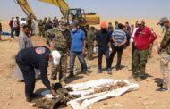 العثور على رفات 14 عسكرياً من عناصر اللواء 93 في عين عيسى شمالي سوريا