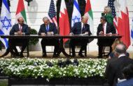 التوقيع على اتفاق للسلام بين الإمارات والبحرين مع إسرائيل في البيت الأبيض