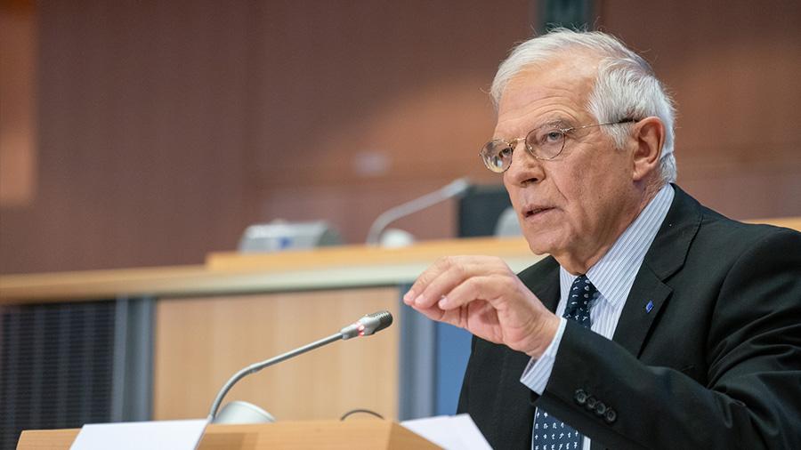 جوزيب بوريل يعتبر أن علاقات الاتحاد الأوروبي مع تركيا تمر بلحظة فارقة