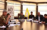 الأمم المتحدة تعقد اجتماعاً مع قوات سوريا الديمقراطية لبحث أوضاع أطفال عوائل داعش