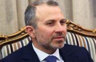 جبران باسيل: حزب الله بدأ يفكر في العودة من سوريا