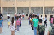 افتتاح المدارس في مناطق الإدارة الذاتية لشمال وشرق سوريا
