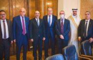 وزير الخارجية الروسي يستقبل وفداً من جبهة السلام والحرية