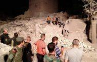 انتشال رفات 10 أشخاص بحفرة للصرف الصحي في حي صلاح الدين بحلب