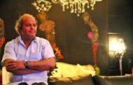 سبهان آدم الفنان التشكيلي العالمي(الحسكاوي) يطلق جائزة الخاروف الذهبي